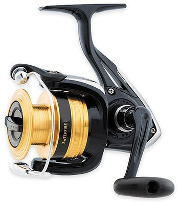 Daiwa Sweepfire 2000-2B and 4000-2B and 4500-2B Spinning Reels - Cabral Outdoors