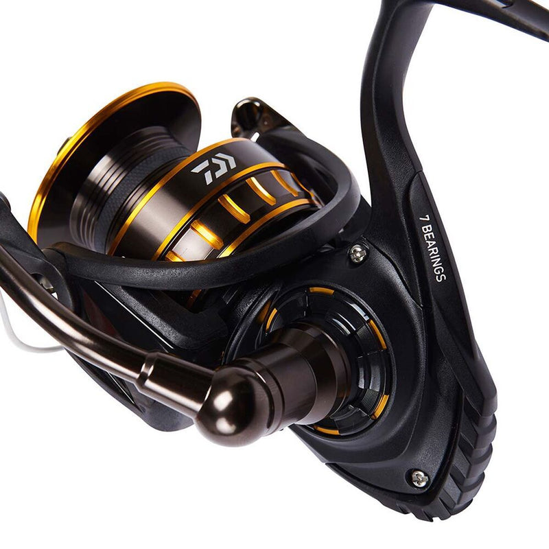 Daiwa BG 4500 Spinning Reel, SPINNING REELS, Daiwa, Cabral Outdoors - Cabral Outdoors