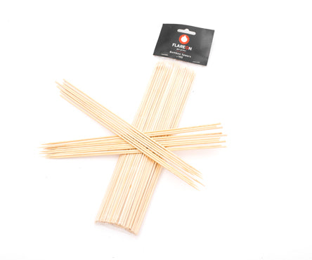 Flareon Bamboo Spears Barbecue Skewers, Barbecue, Flareon, Cabral Outdoors - Cabral Outdoors