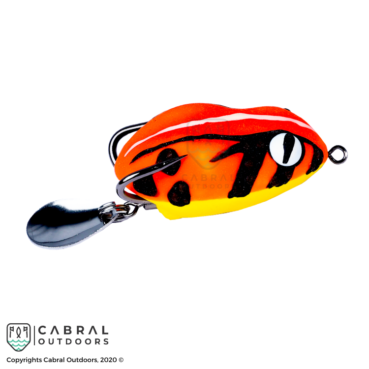 LuresFactory Combait Spinner Jungko Series |  Weight: 5g | 6cm| 1pcs/pkt, Spinners, Lures Factory, Cabral Outdoors - Cabral Outdoors