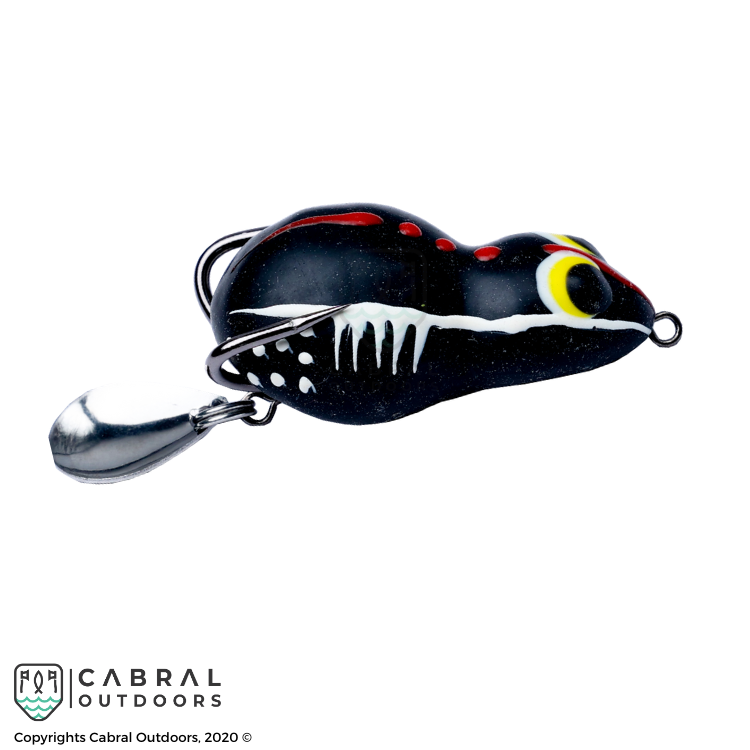 LuresFactory Combait Spinner Rakkoon Series | Size: 6cm | 5g | 1pcs/pkt, Spinners, Lures Factory, Cabral Outdoors - Cabral Outdoors