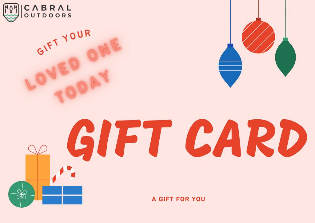 Gift Card - Cabral Outdoors