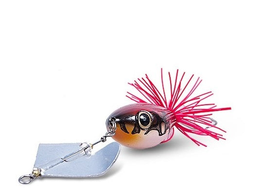 Triton Goliath Buzzbait Jr. 4cm/8.5g, 1pcs/pkt, Frog, Lures Factory, Cabral Outdoors - Cabral Outdoors
