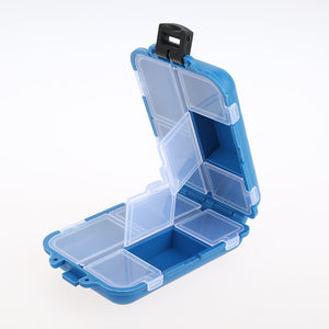 Fishing Tackle Box 10 Compartments  9.5*6*3cm, Tackle Box, Generic, Cabral Outdoors - Cabral Outdoors