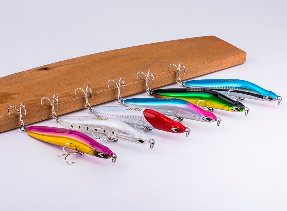 Noeby NBL 1901 Hard lure 105mm/40g, 1pcs/pkt  Noeby Hard Baits zaifish.myshopify.com Cabral Outdoors