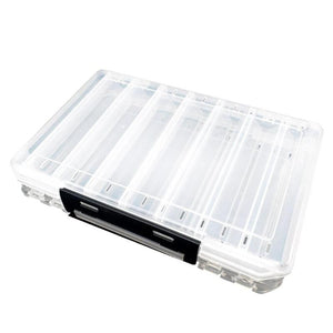 Double Sided Fishing Tackle Box 20*12.6*3.6cm, Tackle Box, Cabral Outdoors, Cabral Outdoors - Cabral Outdoors