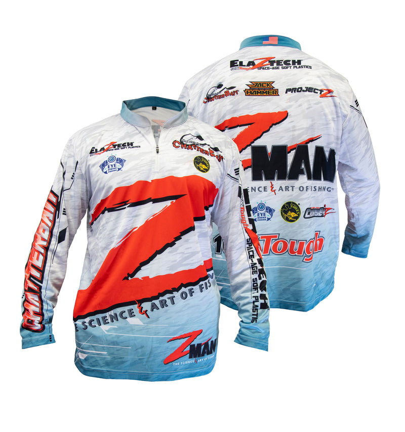 Z-Man Tournament Jersey, Clothing, Zman, Cabral Outdoors - Cabral Outdoors