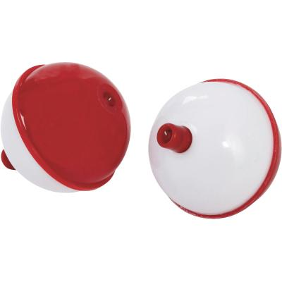 Pioneer Red and White Power Float 12pcs/box, Power Float, Pioneer, Cabral Outdoors - Cabral Outdoors