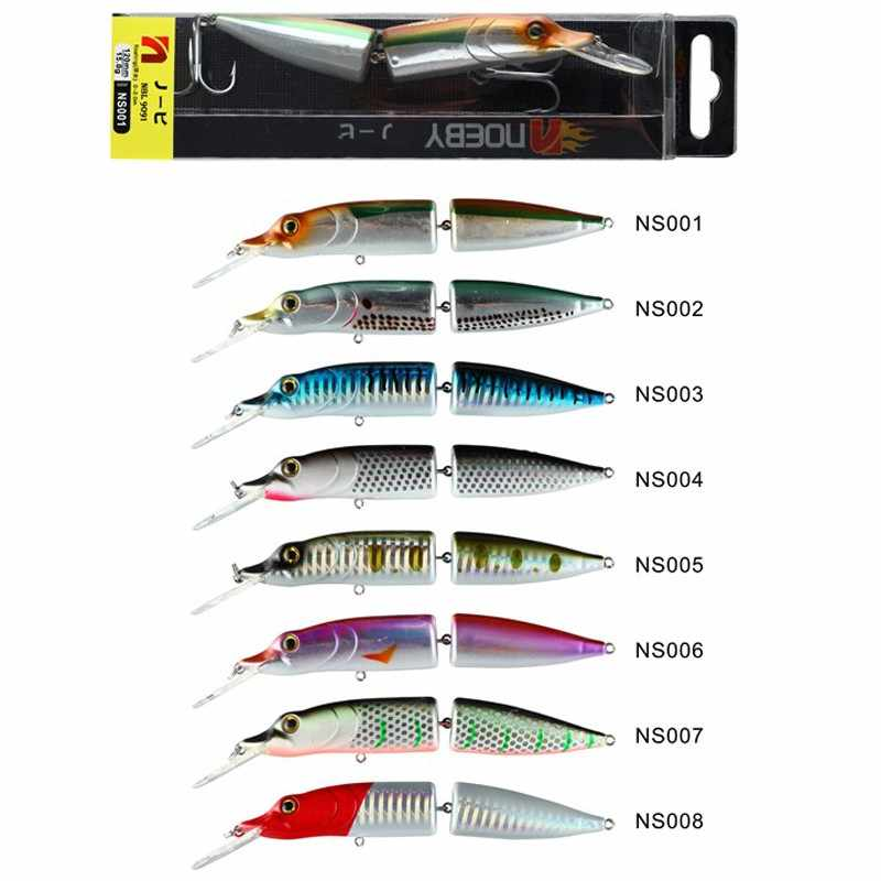 Noeby NBL 9091 Hard lure 120mm/15.5g, 1pcs/pkt, Soft Bait, Noeby, Cabral Outdoors - Cabral Outdoors