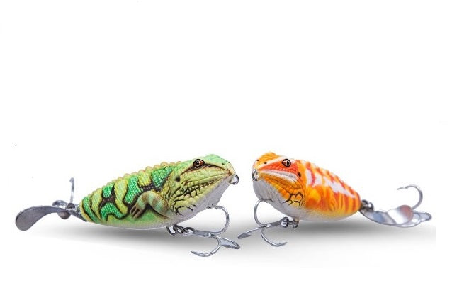 Mega Frox Liza Green 7.5cm | 16g | 1pcs/pck - Cabral Outdoors