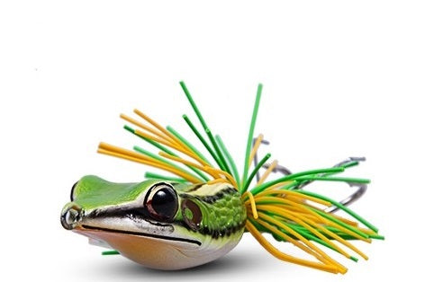 Triton Lotus Frog 5cm/10g, 1pcs/pkt, Frog, Lures Factory, Cabral Outdoors - Cabral Outdoors