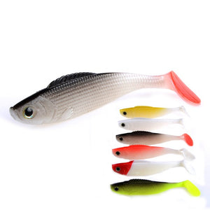 Meredith Soft Lure 110mm/13g,10pcs/pkt, Soft Bait, Meredith, Cabral Outdoors - Cabral Outdoors