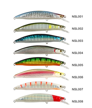 NOEBY MINNOW NBL 9050, 120mm | 24g | 0-2.5m Depth Fishing Lure  Noeby Hard Baits zaifish.myshopify.com Cabral Outdoors
