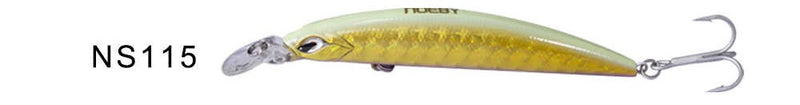 NOEBY NBL 9495, 110mm | 19g | 0.5-1.8m Sinking Fishing Lure, Hard Baits, Noeby, Cabral Outdoors - Cabral Outdoors