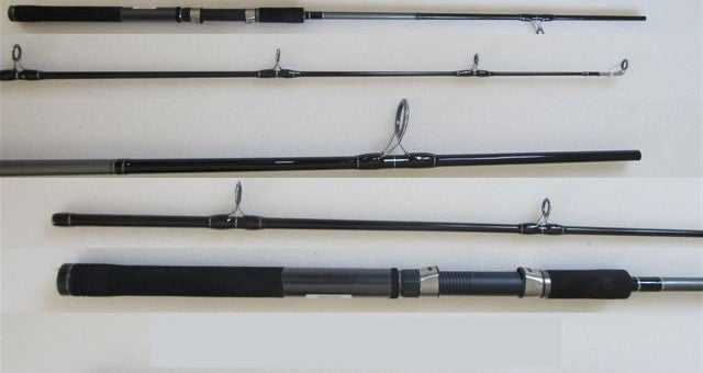 Penn Mako MS802MH 7ft-8ft Fishing Spinning Rod - Cabral Outdoors