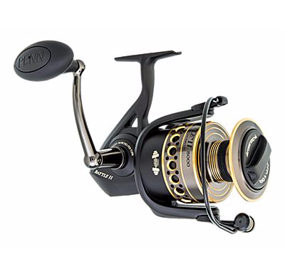 PENN Battle II 4000-8000 Spinning Reel, SPINNING REELS, Penn, Cabral Outdoors - Cabral Outdoors