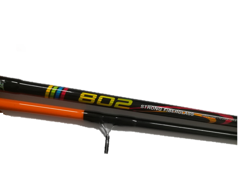 Pioneer 802 Strong Fiberglass 8ft Spinning Rod  Pioneer SPINNING ROD zaifish.myshopify.com Cabral Outdoors