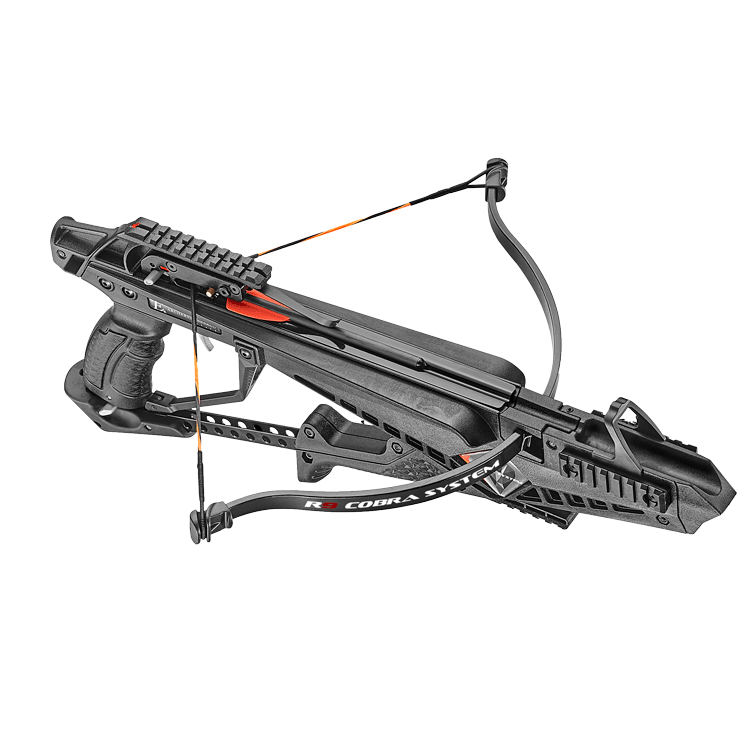 EK ARCHERY COBRA SYSTEM R9 CROSSBOW RIFLE BLACK, Crossbow, EK ARCHERY, Cabral Outdoors - Cabral Outdoors