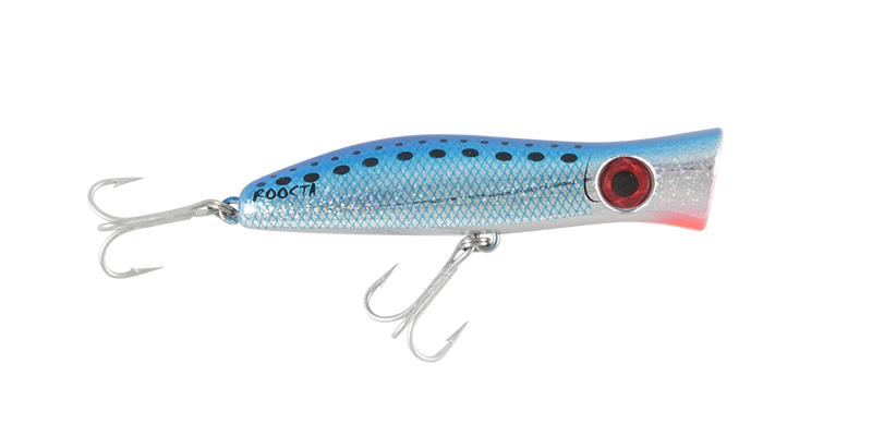 Halco Roosta Popper 105 Hard Lure 105mm/30g,1pcs/pkt, Hard Baits, Halco, Cabral Outdoors - Cabral Outdoors