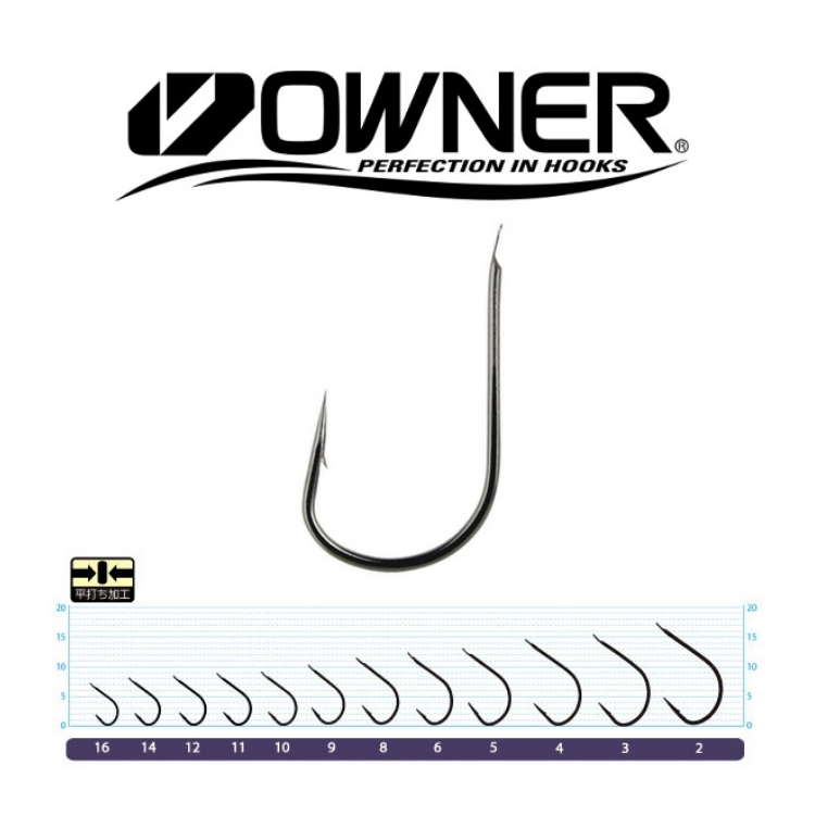 Owner Chinta Hook 50340 | Size: 12 and 14 - Cabral Outdoors