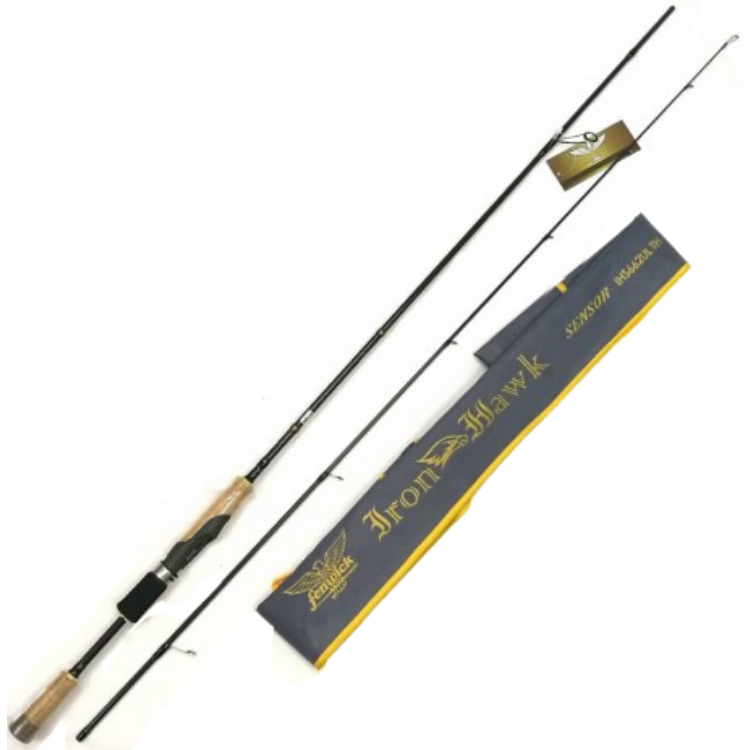 Fenwick Iron Hawk Launcher 7ft Spinning Rod - Cabral Outdoors