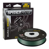 SPIDERWIRE DURA-4 BRAID LINE, 15-50lb /300YD, MOSS GREEN - Cabral Outdoors