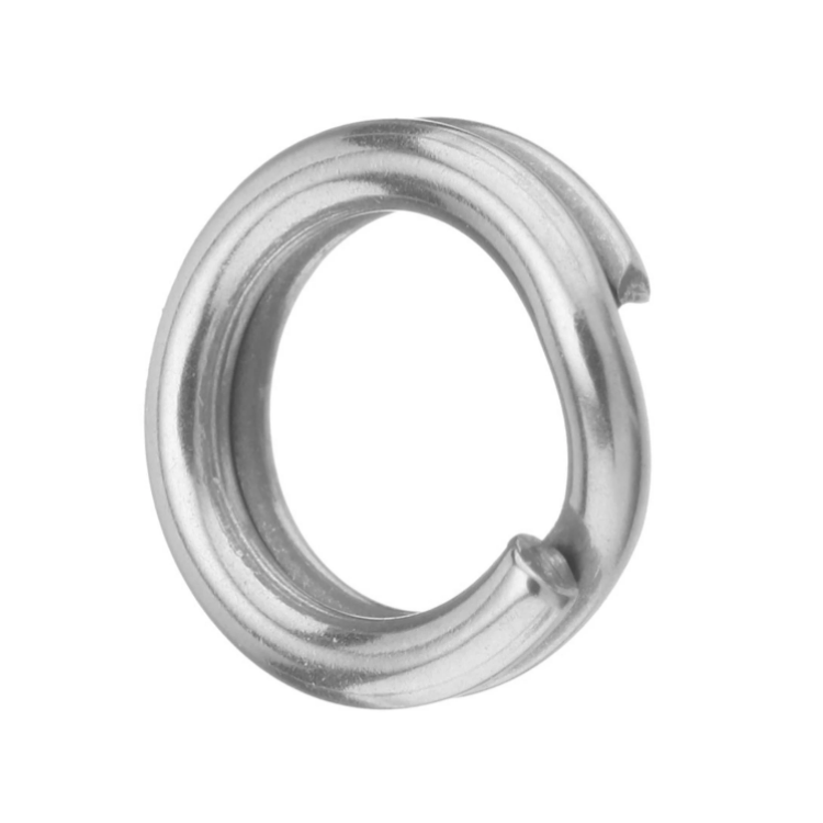 Owner Pro Parts Hyper Wire Split Ring | Size: 3-11 - Cabral Outdoors