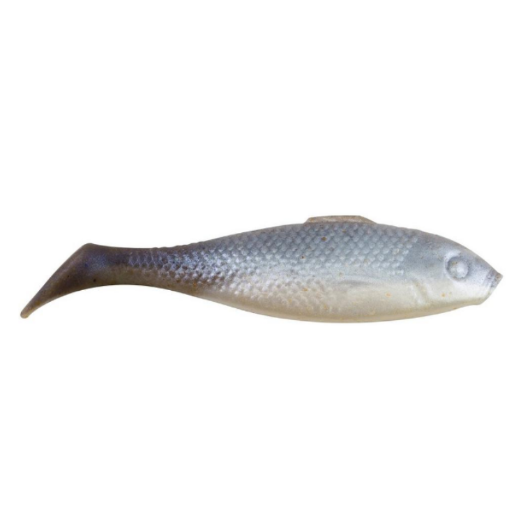 Berkley Gulp Saltwater Scented Pogy | Size: 3INCH | 8pcs per pack - Cabral Outdoors