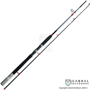 Lucana NanoSpin 7ft-9ft Spinning Rod - Cabral Outdoors