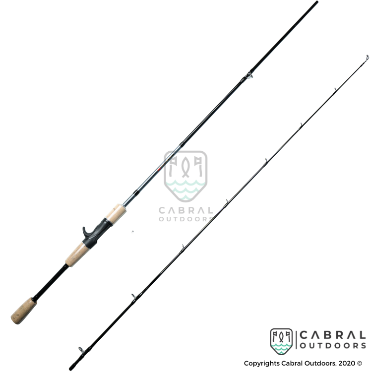 PRO MARINE Wonder Bass DX 6ft Baitcasting Rod - Cabral Outdoors
