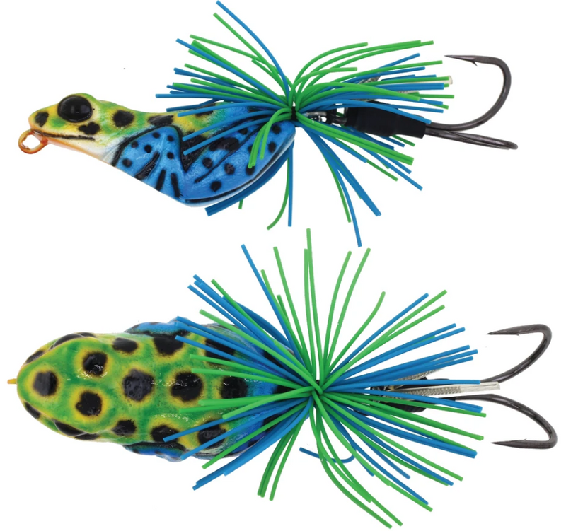 Mega Frox New Pioson Frog 5cm | 11.5g | 1pcs/pck, Frog, Lures Factory, Cabral Outdoors - Cabral Outdoors