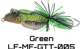 Mega Frox Gaint Toad 6cm | 20g | 1pcs/pck, Frog, Lures Factory, Cabral Outdoors - Cabral Outdoors