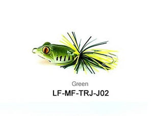 Mega Frox Tree Frog Jr. 4cm | 6.5g | 1pcs/pck, Frog, Lures Factory, Cabral Outdoors - Cabral Outdoors