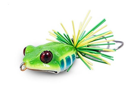 Mega Frox Tree Frog Jr. 4cm | 6.5g | 1pcs/pck - Cabral Outdoors