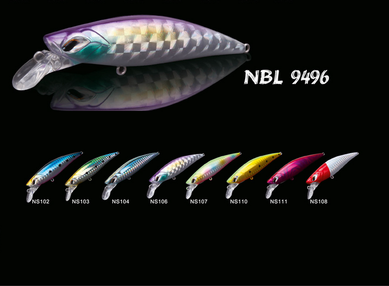 Noeby NBL 9496 Hard lure 90mm/21g, 1pcs/pkt, Hard Baits, Noeby, Cabral Outdoors - Cabral Outdoors