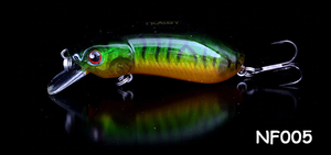 Noeby NBL 9111 Hard lure 55mm/10.6g, 1pcs/pkt NF005 Noeby Hard Baits zaifish.myshopify.com Cabral Outdoors