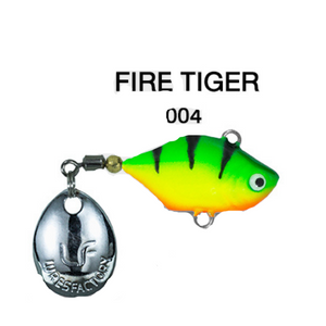 LuresFactory MEGAFROX Tinybubble Spintail 12g | 6cm | 1pcs/pkt, Spinners, Lures Factory, Cabral Outdoors - Cabral Outdoors