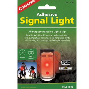 Coghlan's Adhesive Signal Light - Cabral Outdoors