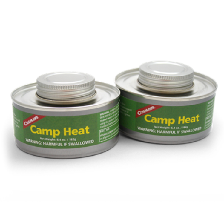 Coghlan's Camp Heat 2-6.4 oz | 182g, Camp heat, Coglans, Cabral Outdoors - Cabral Outdoors