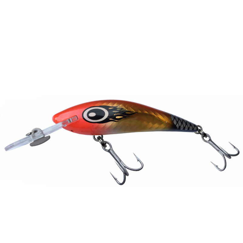 GILLIES Walock 125 Hard lure 12.5cm/30g, 1pcs/pkt, 3m Depth - Cabral Outdoors