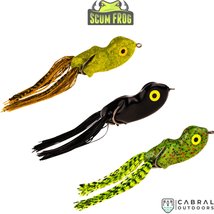 Scum Frog Scum Dog Big Dog  | 14g | 1pcs/pkt - Cabral Outdoors