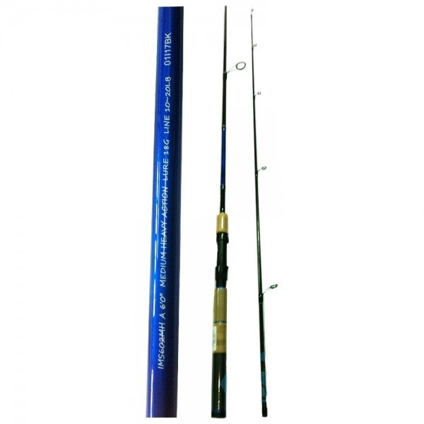 Abu Garcia Impact 6Ft Spinning Rod  Abu Garcia Spinning Rods zaifish.myshopify.com Cabral Outdoors