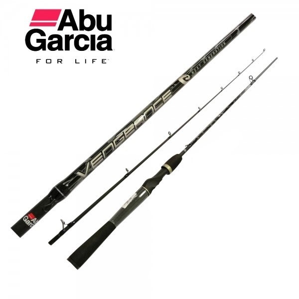 Abu Garcia Vengeance 6.6ft, 7ft and 8 ft Spinning Rod - Cabral Outdoors