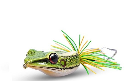 Mega Frox Jumbo Frog 6.5cm | 17.5g | 1pcs/pck, Frog, Lures Factory, Cabral Outdoors - Cabral Outdoors