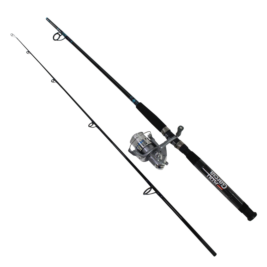 Abu Garcia Cardinal Bruiser Rod & Reel Combo Saltwater Spinning 9Ft, Spinning Rods, Abu Garcia, Cabral Outdoors - Cabral Outdoors