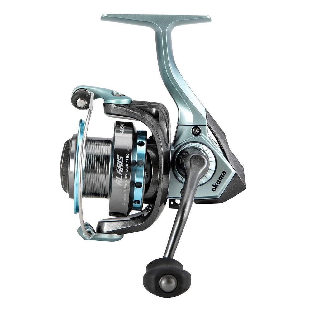 Okuma Alaris Spinning Reel, SPINNING REELS, Okuma, Cabral Outdoors - Cabral Outdoors