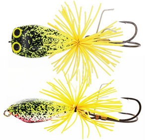 Bufo Let's go Ver. 5 | 5cm/12g, 1pcs/pkt - Cabral Outdoors