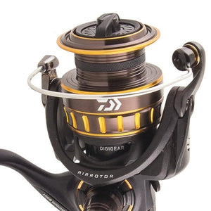 DAIWA BG SERIES SPINNING REELS - Cabral Outdoors