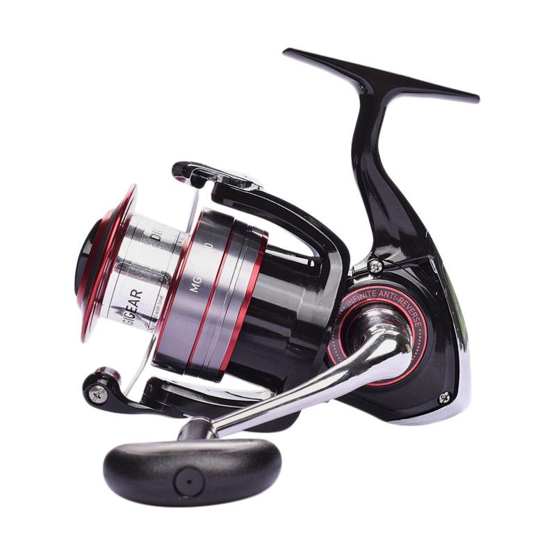 DAIWA MG S4000, X4000, Z4000 SPINNING REELS - Cabral Outdoors