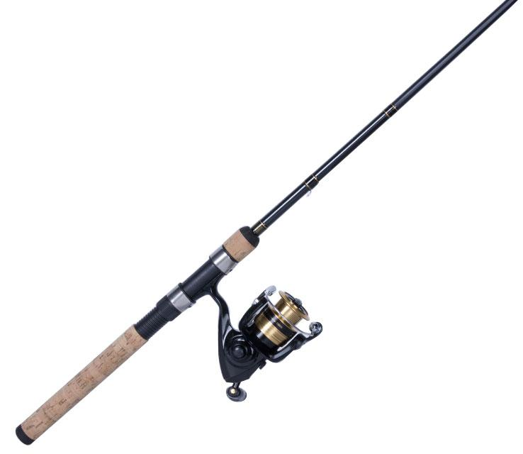 Daiwa New D-Shock 6Ft Fresh Water Spinning Reel and Rod Combos, Spinning Rods, Daiwa, Cabral Outdoors - Cabral Outdoors